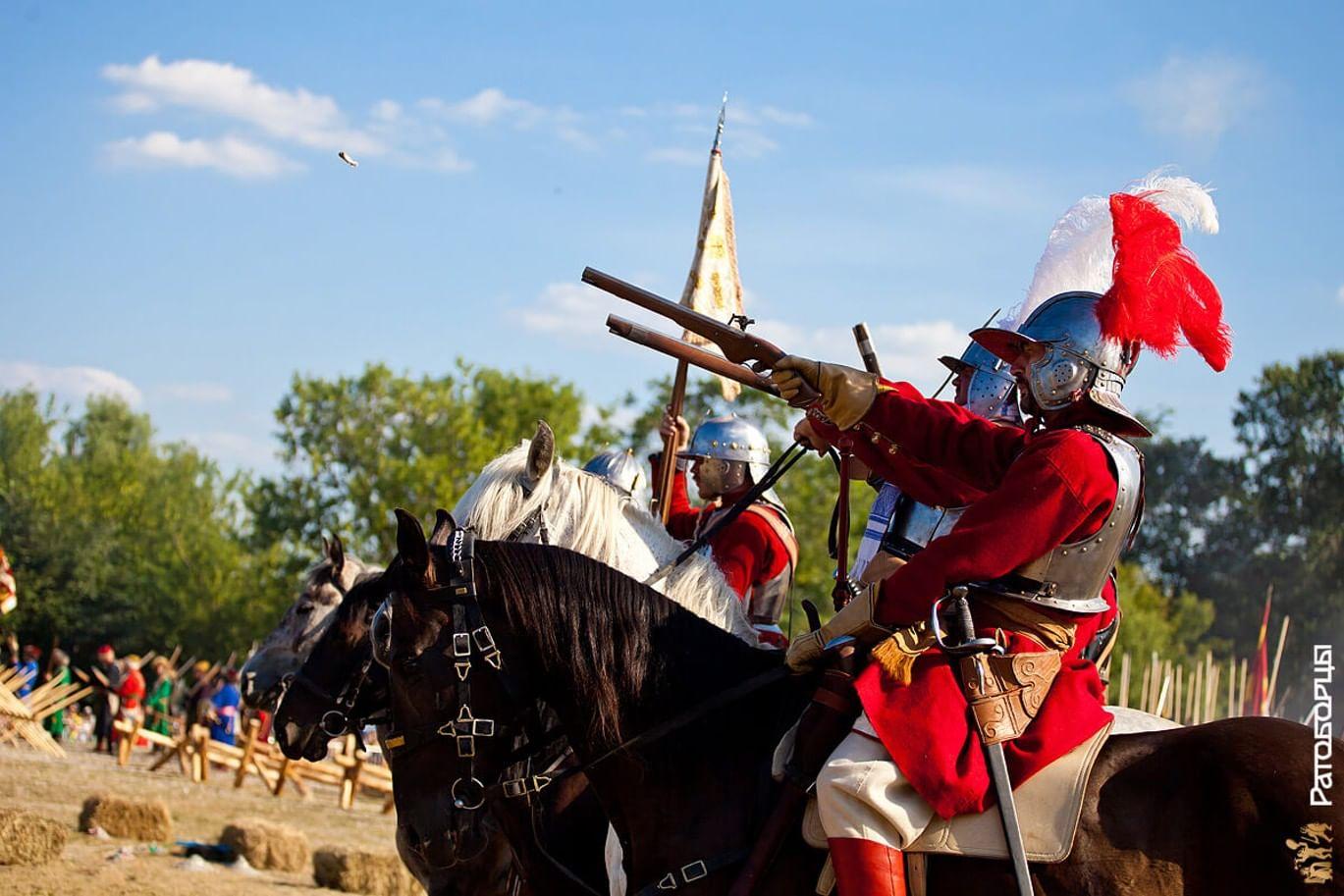 Фестиваль исторической реконструкции «Времена и Эпохи» пройдет в Москве. Галерея 1