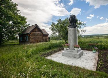 Литературный тур «В Марьевку, на встречу с Василием Федоровым»