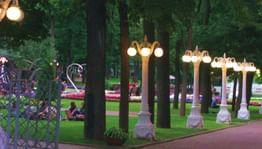 В саду «Эрмитаж» пройдет фестиваль «Театральный марш»