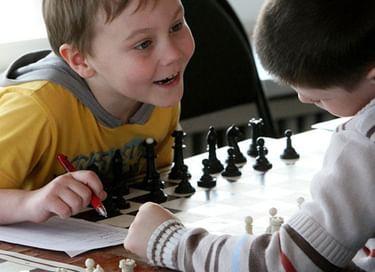 Занятия «Шахматы для детей»