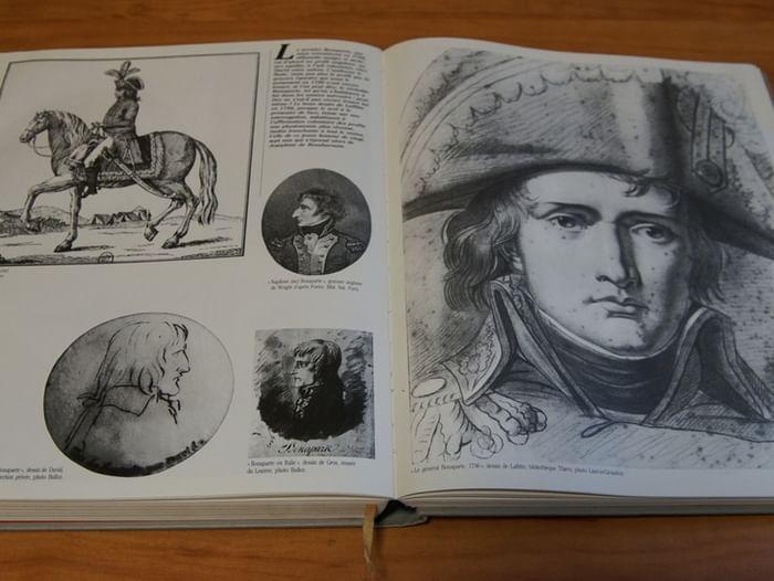 Книжно-иллюстративная выставка «Россия и народы Европы в борьбе против Наполеона»