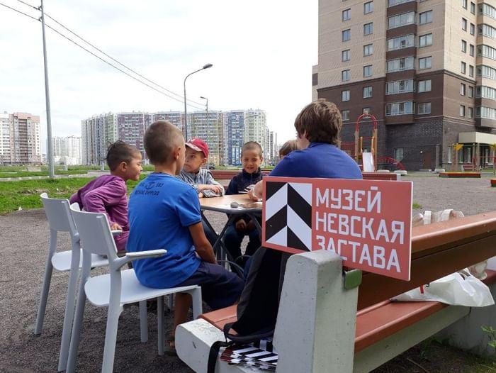Праздник улицы перед «Невской заставой»