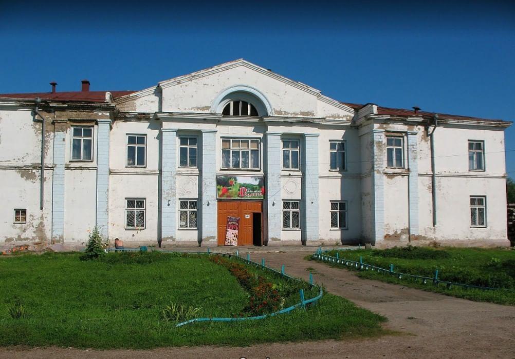 фото александр санчурский район построил мечеть собой