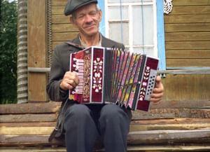 Традиция игры на кирилловской гармони-хромке в Вологодской области