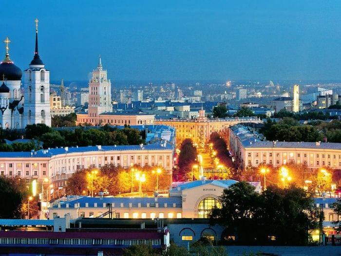 Выставка «Воронеж в сердце моем»