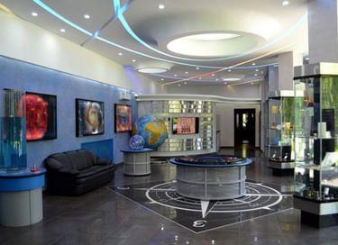 Выставка интерактивных экспонатов