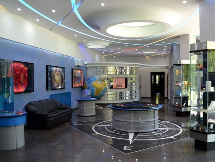 Выставка интерактивных экпонатов