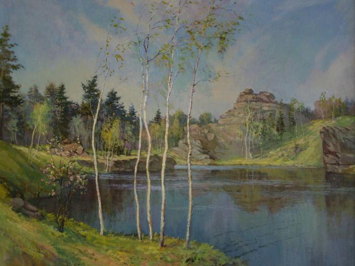 Выставка «Они прославили Алтай»