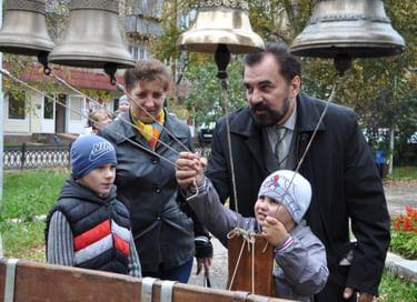 IV-й Открытый областной Фестиваль колокольных звонов «Уфалейский благовест»