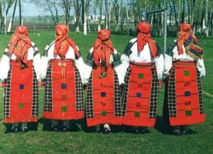 Традиционные технологии изготовления понев в селах воронежско-белгородского пограничья