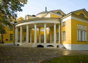 Дворец Н. А. Дурасова в музее-усадьбе Люблино