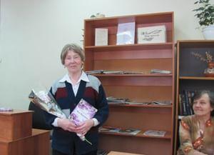 Библиотека-филиал № 25 г. Иванова