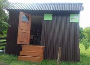 Марзой-Мохкская сельская библиотека