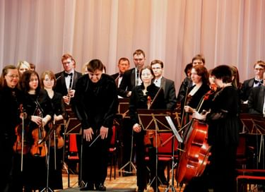 Концерт «ЖЗЛ – А. Дворжак»