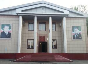 Центральная районная библиотека с. Ведено