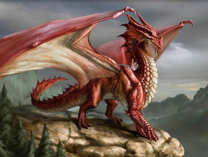 Выставка «Драконы. Движущиеся гиганты»