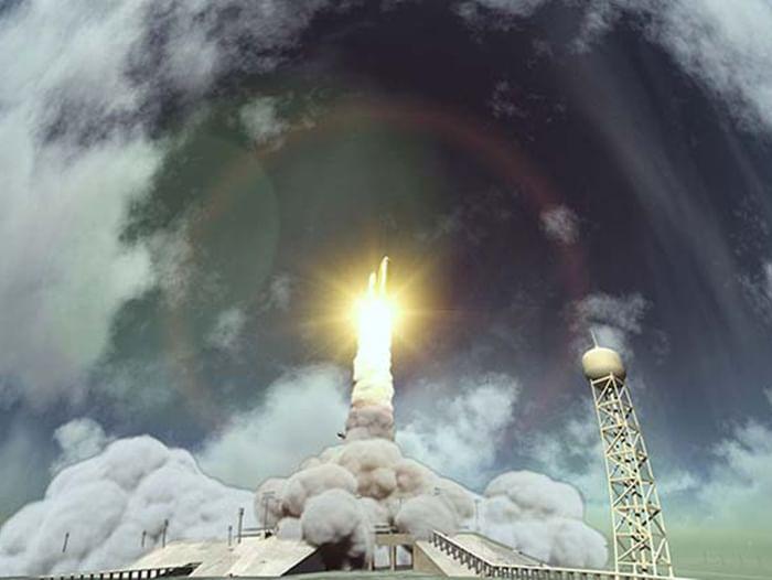 Полнокупольная программа «Рассвет космической эры»