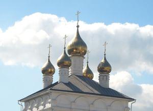 Собор Успения Пресвятой Богородицы и Николая Чудотворца в Белгороде