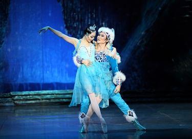 Балет «Красавица Ангара»