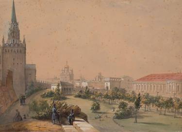 Музейный абонемент «Путешествие в страну Московию»