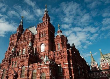 Музейный абонемент «Путешествие в мир истории Отечества»