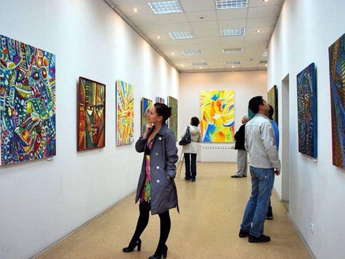 Выставка художественной керамики «Все живое»