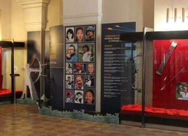 Выставка «Прошедшие сквозь века. Луки и арбалеты XX–XXI века»