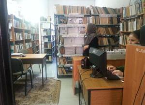 Районная детская библиотека с. Ведено
