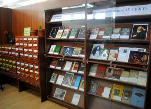Жемчужинская библиотека-филиал № 7
