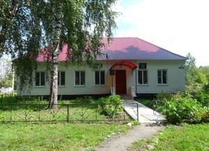 Большеполянская сельская библиотека-филиал