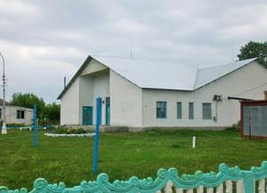 Зареченская сельская библиотека-филиал