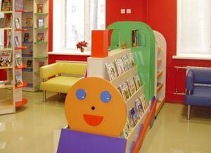 Детская библиотека № 6 г. Санкт-Петербург