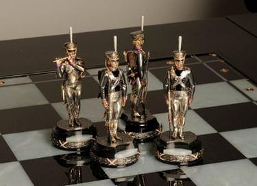 Выставка «Шахматы. 1812»