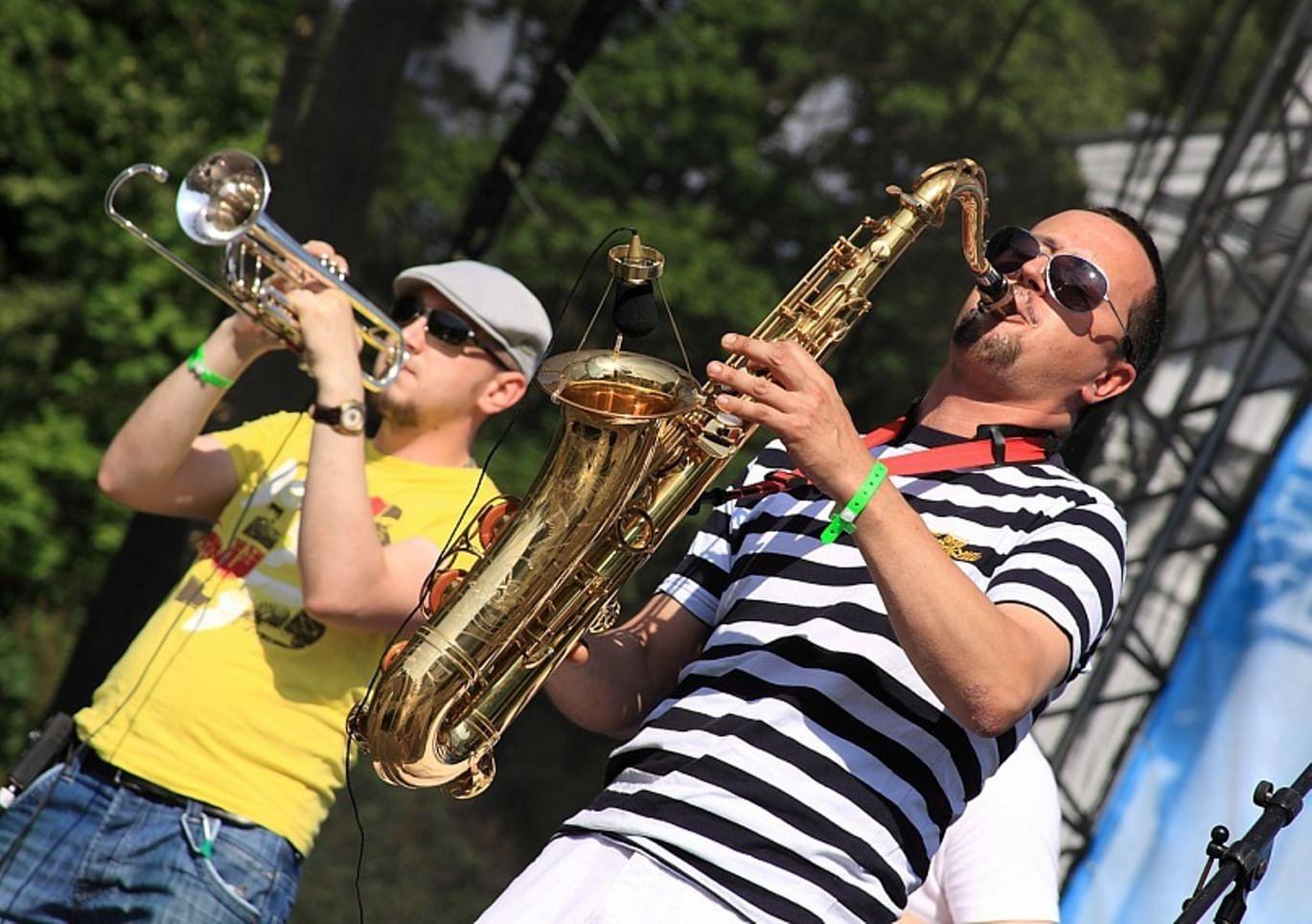 Музыкальный фестиваль «Кофе & Jazz»