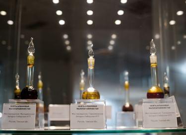 Выставка «Нефть мира»