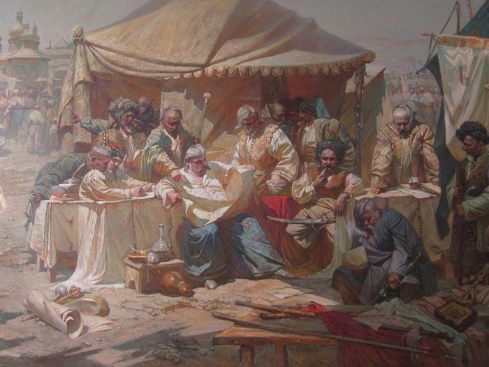 Выставка «Кубань – казачий край»