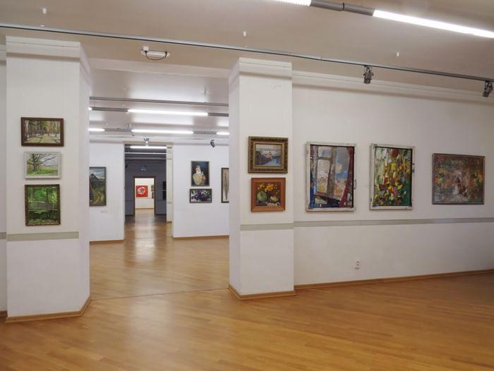 Выставка «Осенний вернисаж-2017»