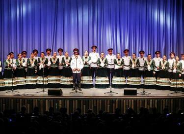 Концерт Ансамбля песни и пляски Донских казаков им. А. Квасова