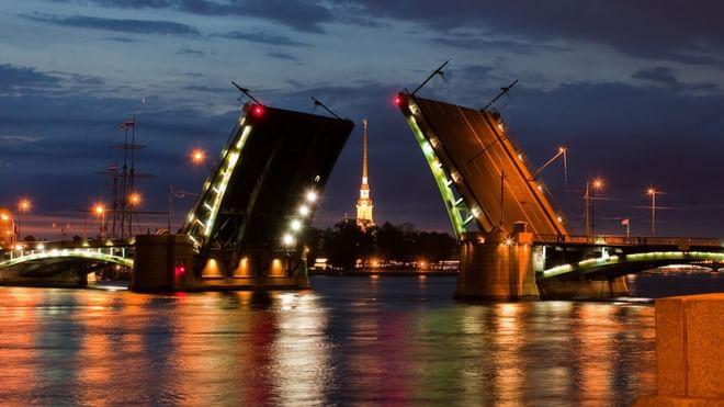 Блистательный Санкт-Петербург от 230 руб/5 дней