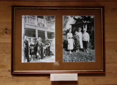 Выставка «Чтобы вспомнить, какими мы были…». История села Кончанского в лицах»
