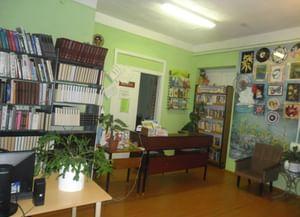 Солдатская сельская библиотека-филиал