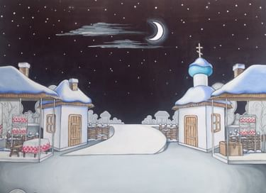 Мюзикл «Ночь перед Рождеством»