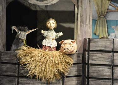 Спектакль «Госпожа Метелица»