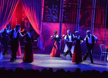 Спектакль «Страсти в стиле танго»