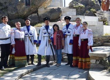 Концерт «Мастера сцены для жителей Дагестана»