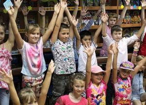 Центральная детская библиотека г. Нягань
