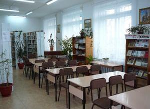 Библиотека-филиал № 3 г. Биробиджан