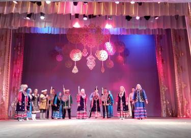 Праздник башкирского фольклора «Зори Ашкадара»