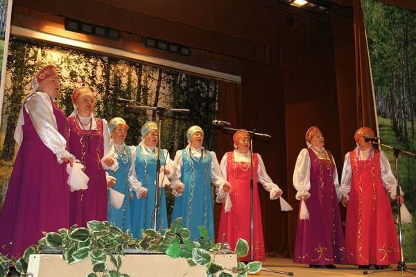 Курские пожилые люди вышли вфинал общероссийского «Поединка хоров»