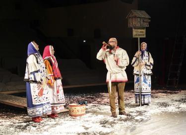 Фестиваль имени Федора Абрамова «Родниковое слово»